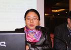 政府采購信息報社社長兼總編輯 劉亞利女士