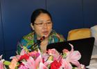 政府采购信息报社社长兼总编辑 刘亚利女士