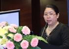 政府采购信息报社社长 刘亚利女士
