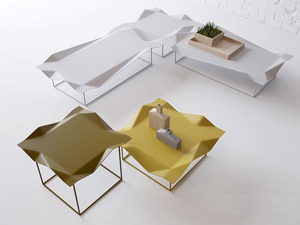惊呆了的折纸家具(图文)