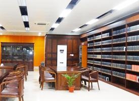 商务图书馆家具