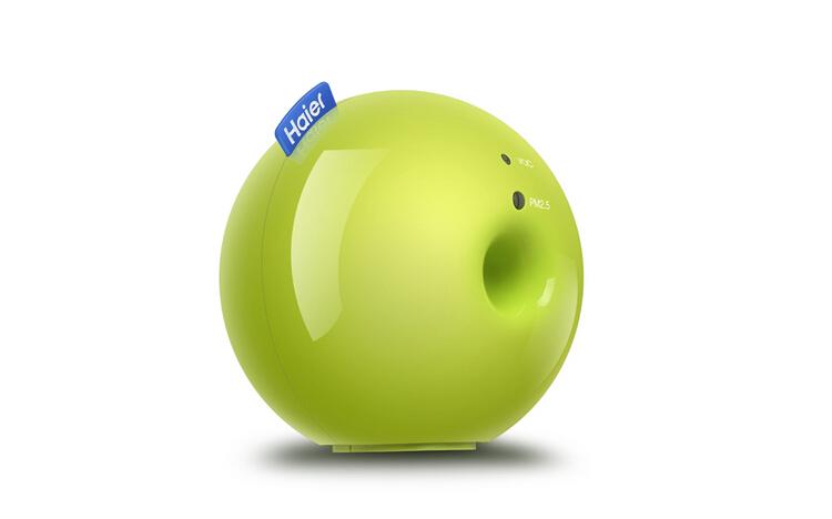 海尔彩色空气盒子绿色版本
