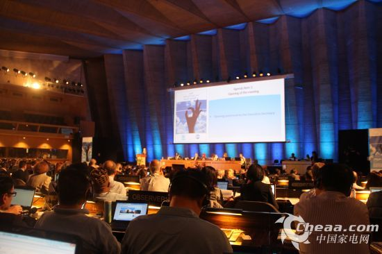 蒙特利尔议定书缔约方OEWG第三十六次会议在巴黎开幕
