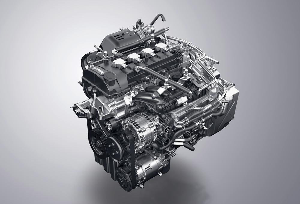 瑞风S5发动机图