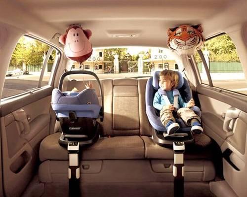 儿童安全座椅认证9月实施