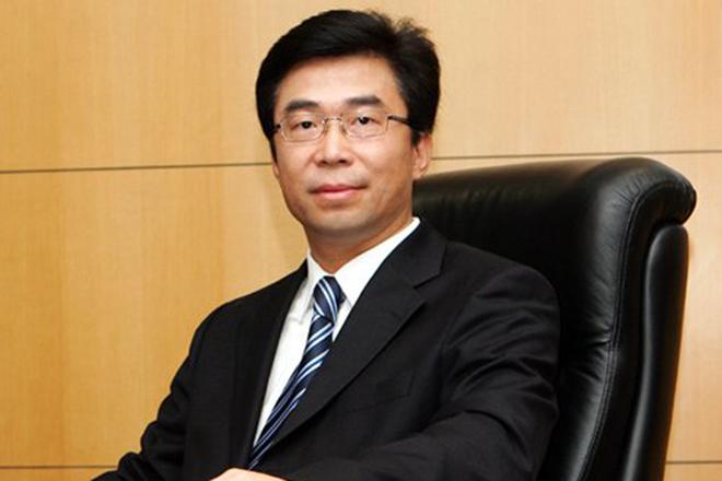 前上汽集团副总裁、上海通用总经理丁磊