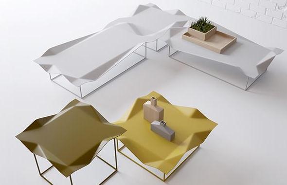 桌子折纸步骤图片