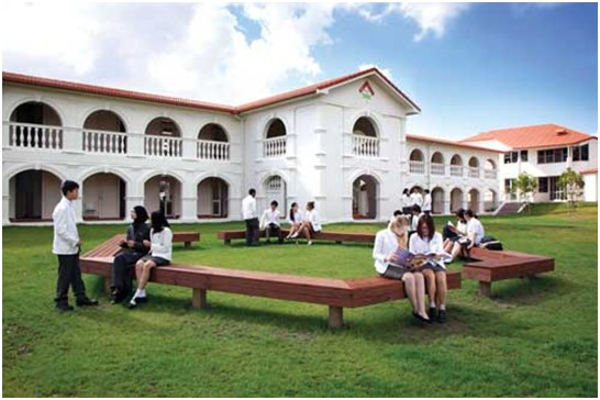 新西兰学校
