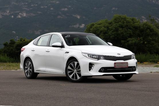 起亚全新k5将今日上市 推出共9款车型