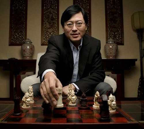 杨元庆:中国在线手机市场很不健康