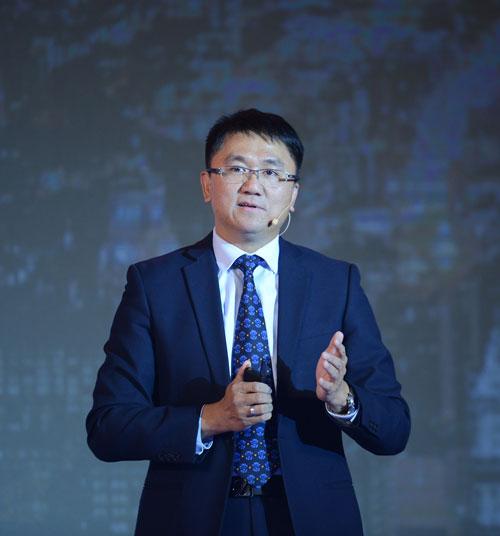 联想集团副总裁中国区大客户部销售总经理叶明