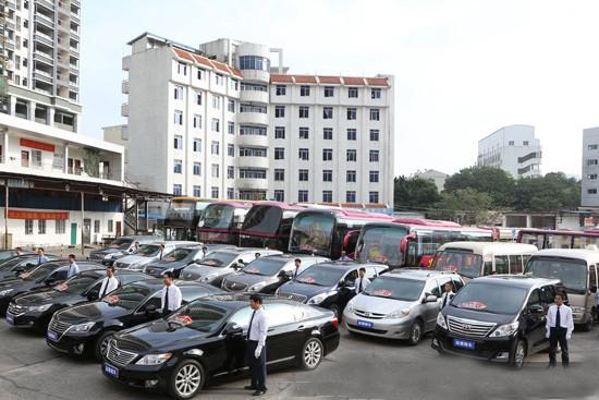 公车改革催生广西汽车租赁服务需求增长