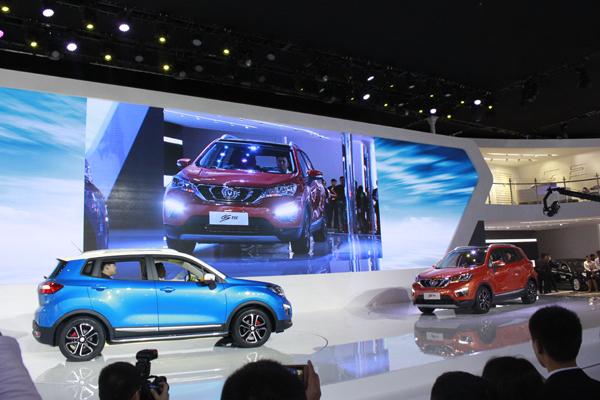 2015年广州车展呈现三大看点