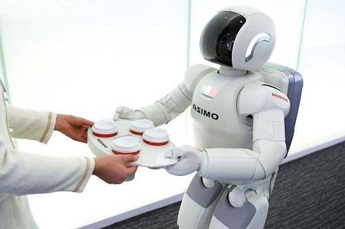 机器人工作证背景底纹素材
