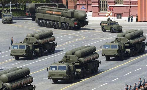 中俄又签军贸大单