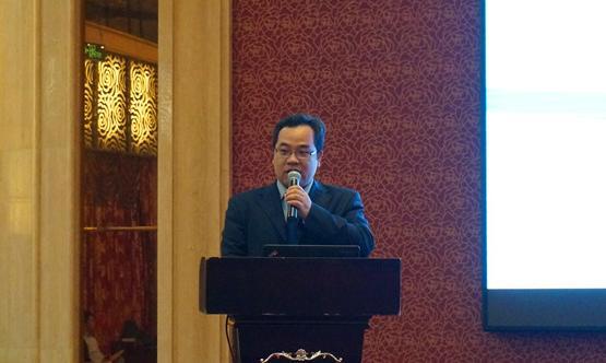 中国汽车技术研究中心北京工作部副主任 王成