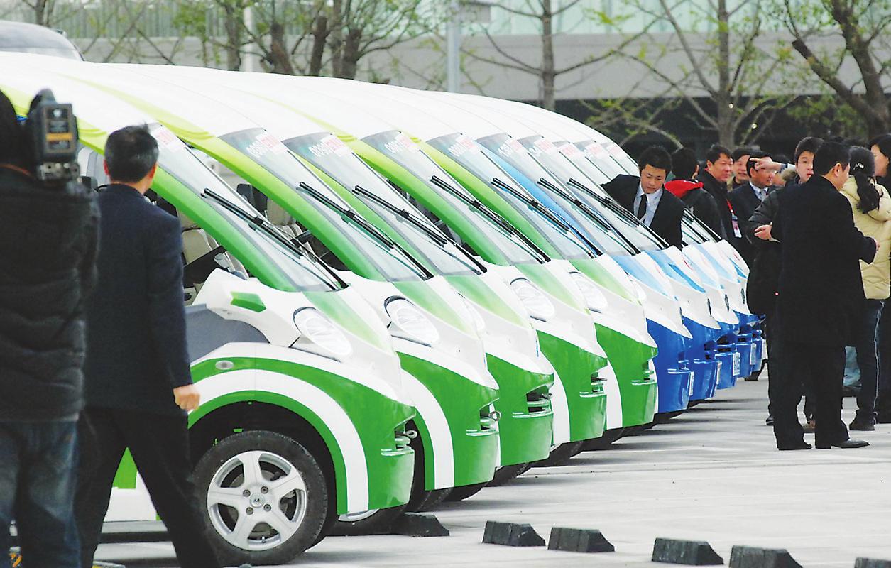 地方保护新能源汽车补贴难兑现