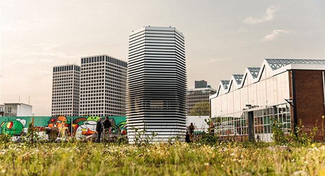 荷兰设计师为北京治理雾霾出招