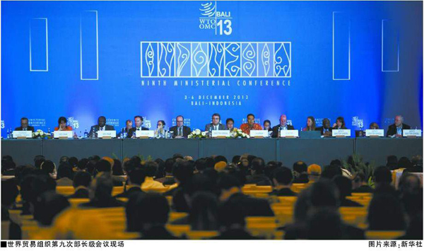 多哈回合(Doha Round)全球贸易谈判