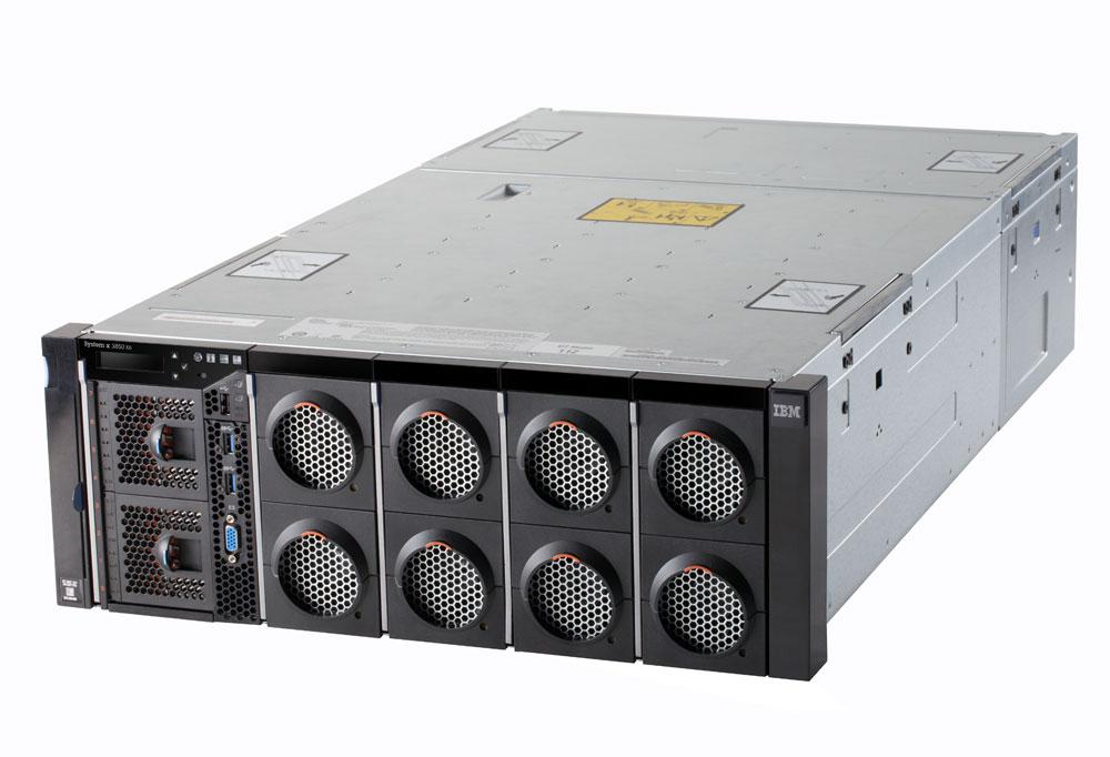 联想x3850X6