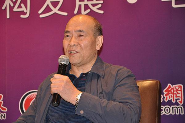吉林省政府采購中心副主任張喜為