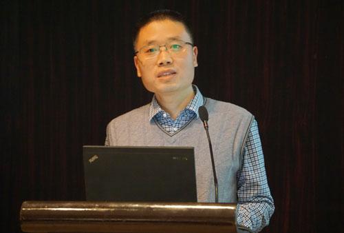 江苏省省级行政机关政府采购中心张占军在IT论坛发言