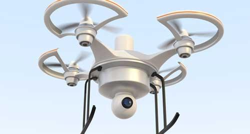 中国制造无人机一年出口额大涨9倍