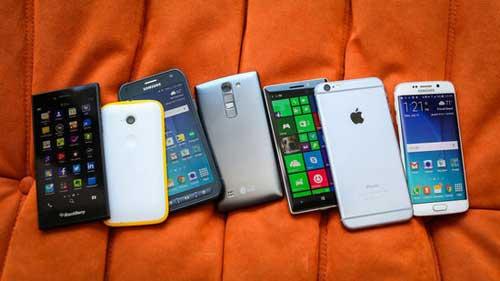 全球智能手机十强:中国厂商占七席