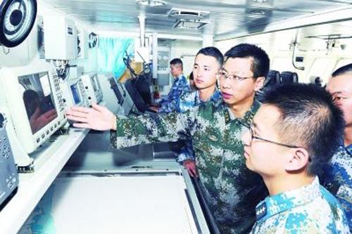 军用北斗用户装备非接触式智能检测系统