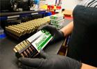 从包装盒可看出该生产线加工的是雷明顿7.62毫米步枪弹药。