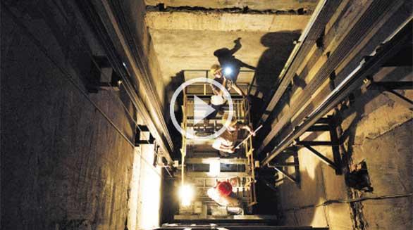 升华电梯徐州基地一期项目竣工投产