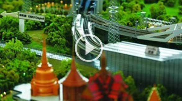 泰国交通部:年内完成20个交通项目招标工作