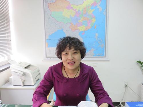 新疆维吾尔自治区政府采购中心 陈继梅