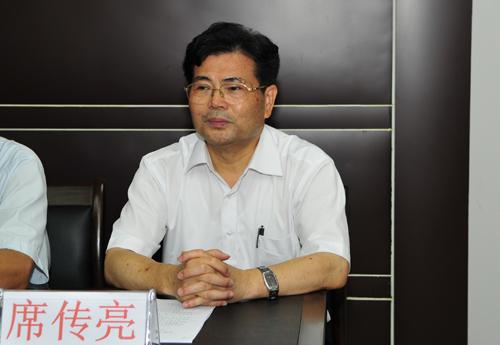 海南省公共资源交易服务中心主任兼海南省政府采购中心主任 席传亮