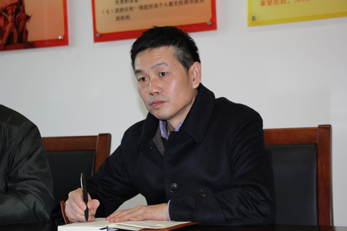 宁波市政府采购中心 周浙男