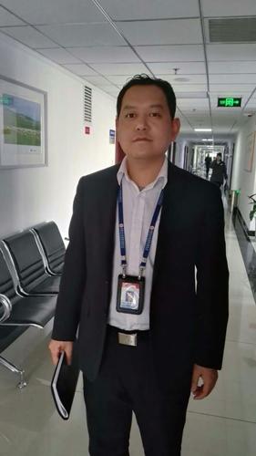 安阳市政府采购中心 刘锴
