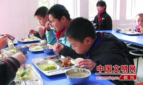 农村义务教育学生营养餐改善计划
