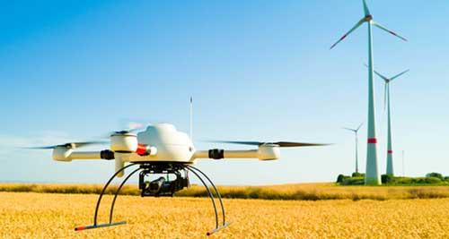 植保无人机横空出世 精准农业呼之欲来