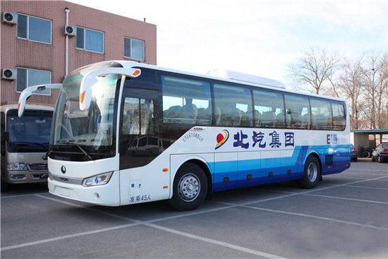 124辆宇通客车服务两会 宇通T7榜上有名