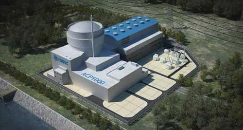 中国核电今后5年赶超前30年
