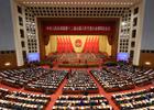 3月5日,第十二届全国人民代表大会第四次会议在北京人民大会堂开幕。新华社记者 姚大伟 摄
