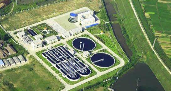西江污水处理厂