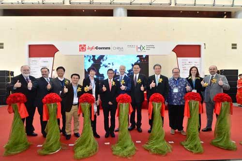Infocomm China 2016盛大开幕:聚焦专业视听及信息通信技术
