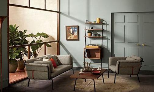 Valet与美国建筑师David Rockwell合作的日常家具产品。
