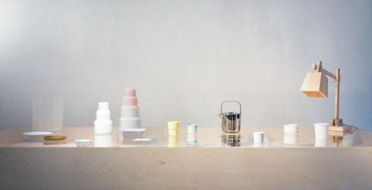 当代瓷器展区,日本著名的有田瓷器区首次亮相全系列陶器藏品,这些藏品是与16个国际设计师合作开发的300件。