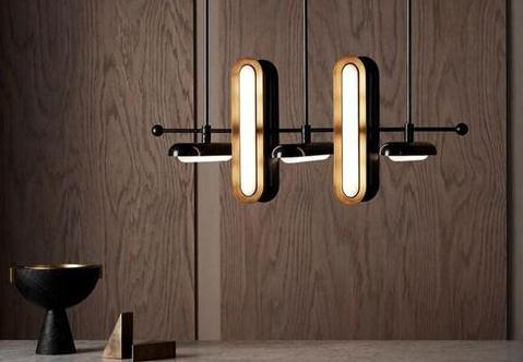 纽约工作室公布的两款照明设计,突出了运动的感觉,形状和材料之间的相互作品。