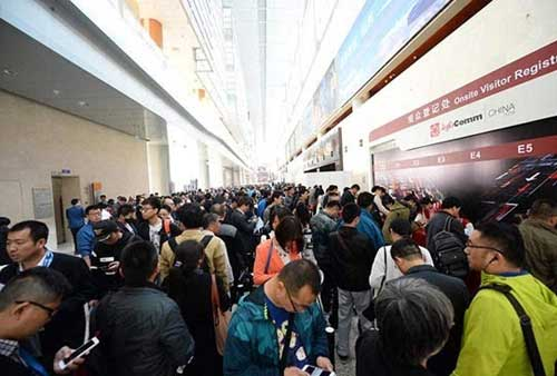 InfoComm China 2016 参观人数再创新高