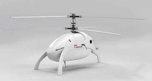 无人机市场的缤纷生意