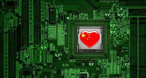 中国成芯片专利申请第一大国