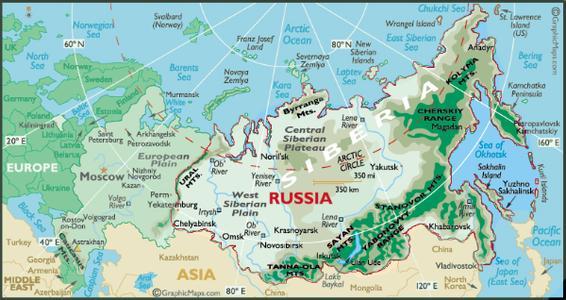 俄罗斯出台 远东1公顷土地法